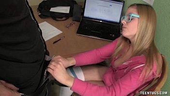 teaching handjobs teens Nikki sims oil