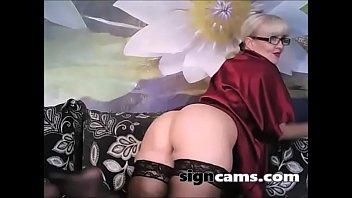 housewife mature nr2 masturbating Wife tricks husband into fucking her