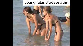 beach gay masturbation nude on mutual Dannii harwood wank instructions