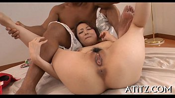 japanese squirt big wave Amazing suck and fuck from girl with glasses