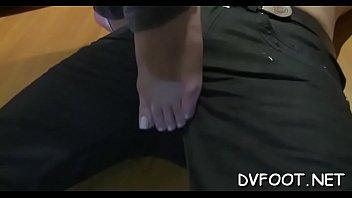 feet licks mans fag Pretty wife to bbc