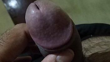feed cum5 own Lesbian strapless dildo