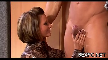 wife dick swallows fat cum from Female slave serves large group masters