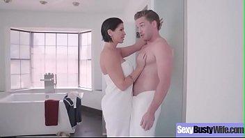 hot big showing cam boob woman on Jina hiz swalwing