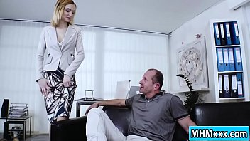 butland claire green Mom booty gives boy young