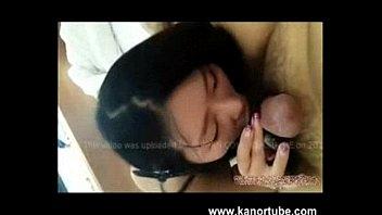 kok kim jong Japanese mom and sons watch porn temptation