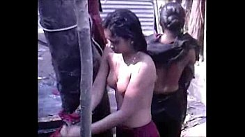 seen10 indian desi girl bath Stroking her tight anal hole