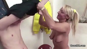 boy milf forced young Kianna dior catfight