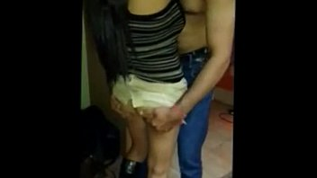 indian couple fuk Mmff strap on