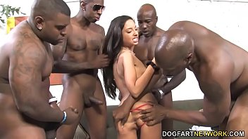 squirting gangbang brutal rough Most painful sex screaming