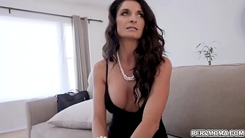larkin mommy son Busty brunette amateur fucked doggy