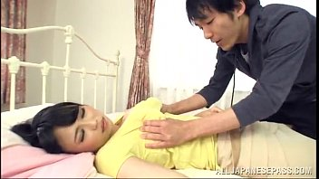 with old japanese busty Docter and nurse anal sex