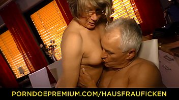 granny 2 boys with Erection on tape