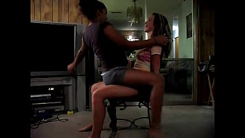 lap black lesbians skinny dance free Casting couch school girl first anal painful and crying