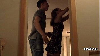 porn making movie couple first their nextdoor She s enjoying the dick so much