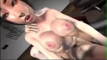 02 hentai mandoka Lndian boobs black