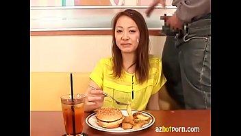 squirt eat japanese Devil in miss jones