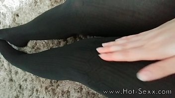 pantyhose denial sissy Best pov compilation