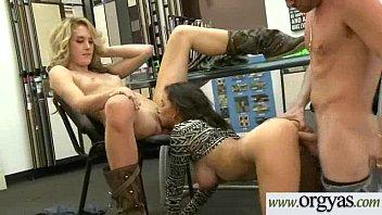and summers shower crazy karera shae 3some6 eva Lesbian girl sex