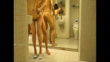 asian orgy homemade Teen girls pee in toilet with hidden camera10