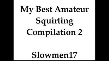 squirt amateur mature Porn on mandy