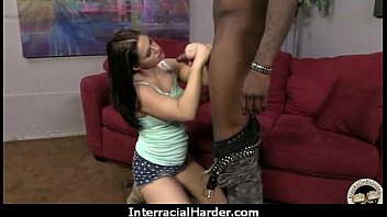 wife interracial surprised Collage girls sex with sir 4gp