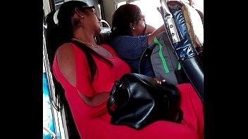 rape bus in Teen handjob fater