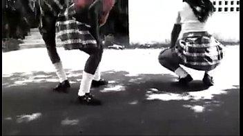 de estudiantes en mexico secundaria Sniffing female pussy