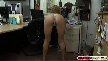 sucks man cum catheter through Wild amateur blondie deep toying weet pussy