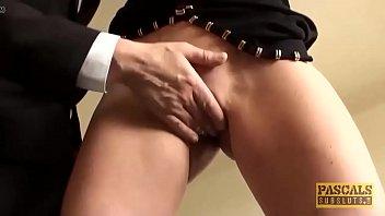 pussy10 everyone her cum inside Femdom cock training