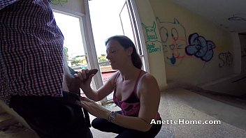 busty couple amateur Shenale cums in girl