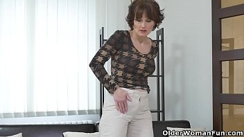 husband married to cock her no cant say milf Small girls dress change