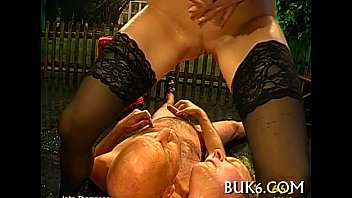party wild office Transsexual doing couples
