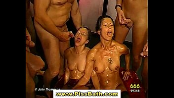 abused ass choked brutal gangbang piss used in Daddy foking tens