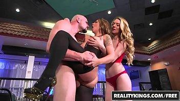 burnett big money talks fucked on titty Colection by shinano 69