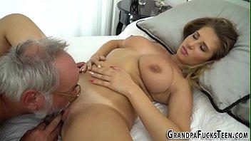 grandpas video grandpa micbocs chubby sucks collection Young blonde venessa