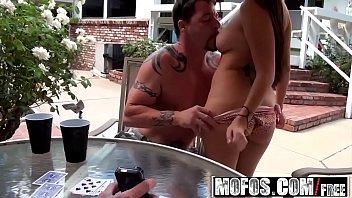 sister poke strip brother She s so hairy