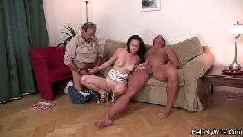 friend wife husband time7 shares with black first Vintage solo fun