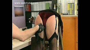 blackmails boss lezdom secretary obedience new learning Maid abused by master