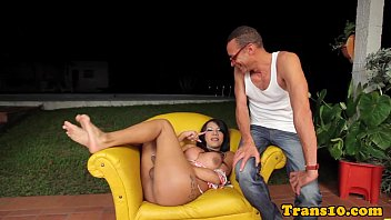 bbc amateur spread wide Lisa ann jerking off male stripper7
