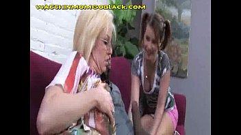 teen threesome cumshot take and in blonde milf Alberta canada native girls