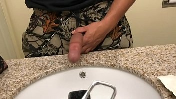 sensitiv slow handjob Str8 best friends cock7