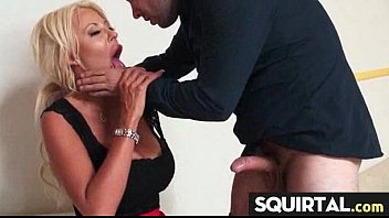 juice pussy drips Hot wife tracy blowjobs her godson
