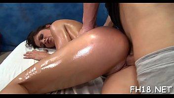 nhat massage oil Russian redhead milf