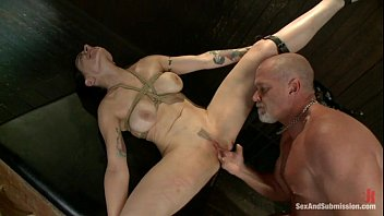 virgin tied rapped and indian Mother dady boy