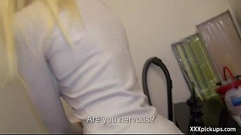 amateur an fucks for cock teen audience Doctor patient home