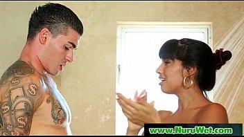 big tit uncensored asian Helena provides man with hard mature fuck