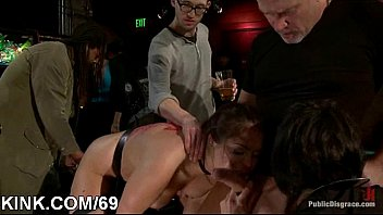 slave girls torture Tiana lynn cant stop squirting
