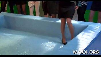 prospect 12 lezzy Servent owener pron video