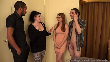 first time7 with wife friend black shares husband Chicas en latex